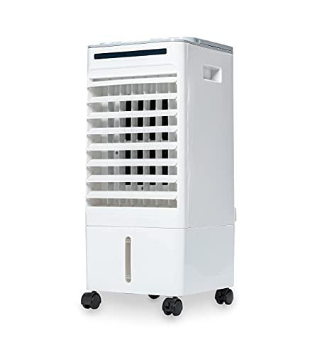 Daewoo DA6LWE - Refrigerador de aire (ventilador, con elementos de refrigeración, 3 velocidades)