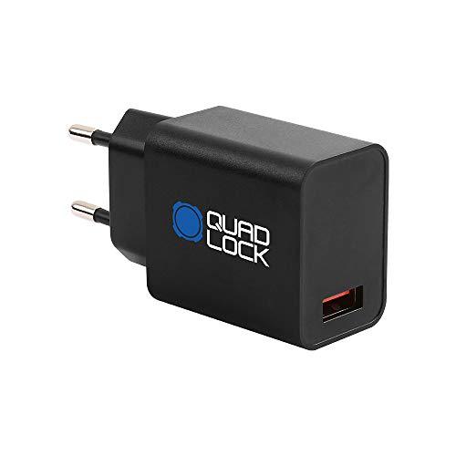 Quad Lock 18W QC3.0 Stroom Adapter