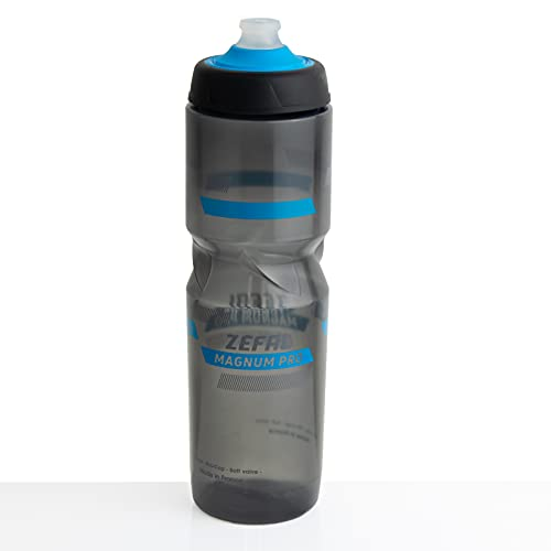 Zefal Magnum Pro Botella, Unisex, Negro, 975ml