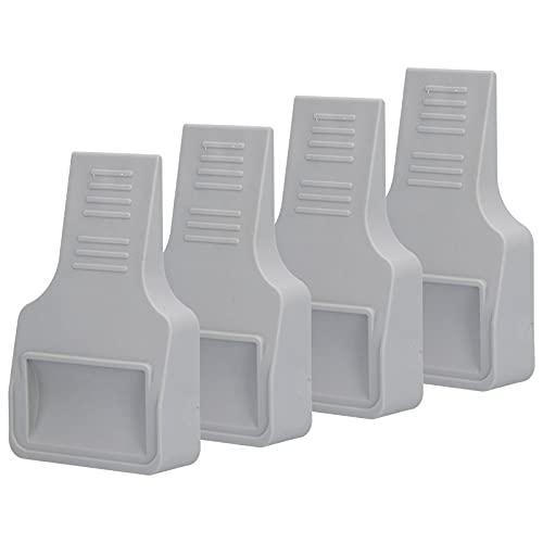 Bouchon de roue, garnitures de meubles non toxiques Bouchons de meubles robustes pour chaises de bureau Ofas, armoires, lits, etc.