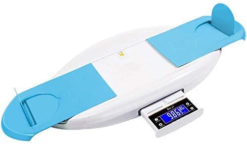 HJTLK Báscula de baño Digital, Peso y báscula para bebé Báscula electrónica para bebé Báscula electrónica para bebé recién Nacido