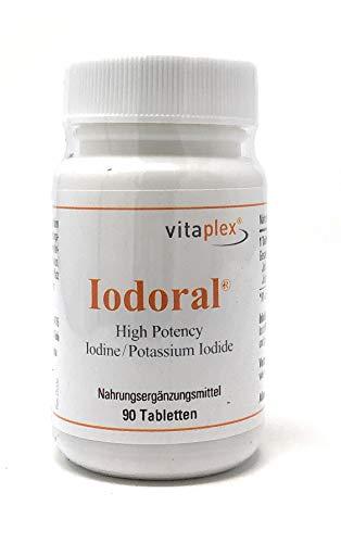 Vitaplex Iodoral 90 Tabletten