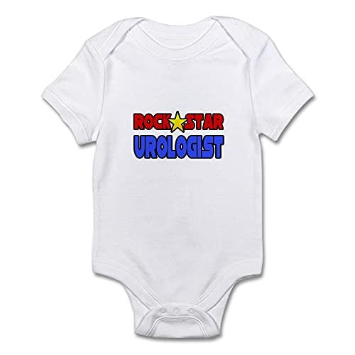Rock Star Urologo - Body per neonato bianco 24 Mesi