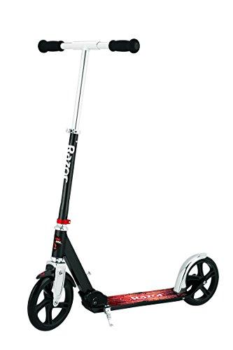Razor A5 Lux Scooter, schwarz