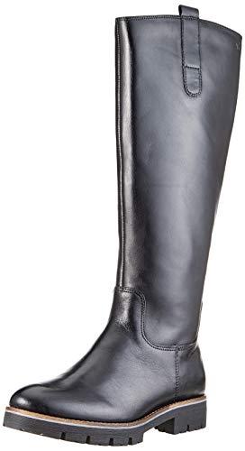 CAPRICE Damen 25610 Stiefeletten, Schwarz (Black Nappa 22), 39 EU