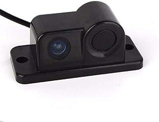 Toby's 2 In 1 Camera Parking Reversing Radar Sensor Rear View Backup Night Vision CCD Camera