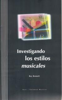 Investigando los estilos musicales (con 3 CDs) (Entorno musical): 4