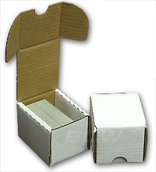 BCW 100 Count Storage Box (Pack of 10) image