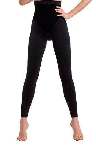 envie Shapewear Leggings figurformend hoch tailliert schwarz L