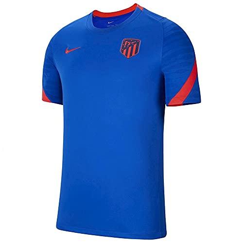 NIKE 2021-2022 Atletico Madrid - Camiseta de entrenamiento (azul)