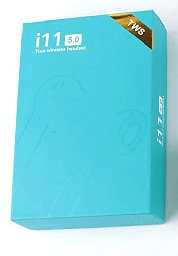 shan7227 Auriculares inalámbricos Auriculares Bluetooth, Auriculares Deportivos Impermeables IPX5 con reducción de Ruido, para Gimnasio/Correr/Entrenamiento Android/iOS