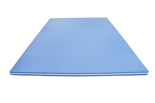 Leisis 0101046 Tapiz Flotante, Azul, 150 x 100 cm