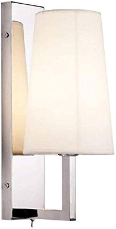 Schrankleuchten Led Nachtlicht Unterbauleuchtennachttischlampe Schlafzimmer Wohnzimmer Kreative Mode Lampen Moderne Minimalistische Wandleuchten E27 Nachttischlampe (Farbe  Ein Paar)