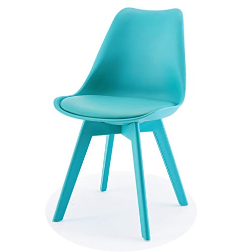 PLL Nordic Casual Style Kunststof Moderne minimalistische eetkamerstoel creatieve bureaustoel kruk