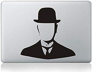 ملصقات الكمبيوتر المحمول - ملصق حاسوب محمول جزئي وقبلة مضحكة لبرو إير ريتينا 13 15 16 12 ملصق من الفينيل للكمبيوتر المحمول...