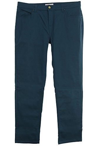 sheego Jeans Damen Stretch Plusgröße, Farbe:petrol;Damengrößen:50