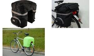 PROFEX Fahrradtaschen, Volumen: 62 l