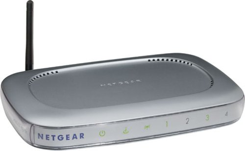 Netgear WGR614FS IAS Fast 4 x RJ45 Switch + 1 x DSL/Cable + AP FS