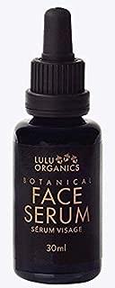 Lulu Organics Botanical Face Serum 30ml