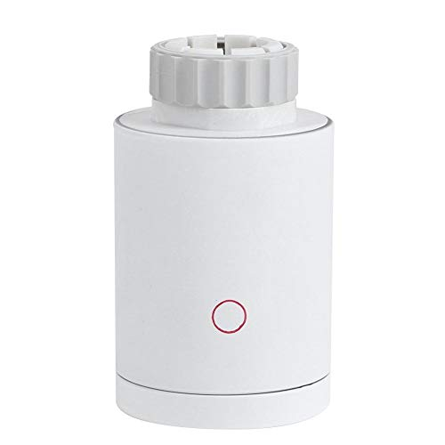 Blantye HOGAR ABS WiFi Control DE Temperatura Programa TERMOSTAT RADIADOR VÁLVULAS DE ACTUADOR