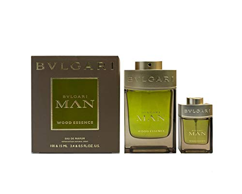 BVLGARI Man Wood Essence Eau de Perfume 2 pcs Set