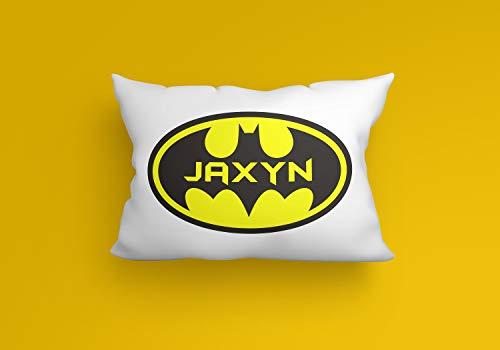 Funda de almohada personalizada de Batman