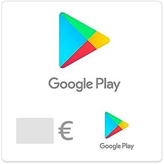 Google Play-Gutscheincode – Spiele, Apps und andere Inhalte verschenken (Versand per E-Mail – Code kann nur in Deutschland...
