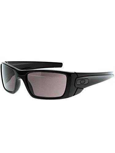 Gafas De Sol Oakley Fuel Cell Polished Negro-Warm Gris (Default , Negro)