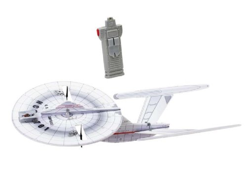 TYCO R/C STAR TREK U.S.S. ENTERPRISE NCC-1701 Quick Charge Flier