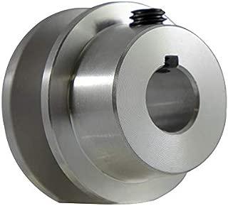 2″ Aluminum Die-Cast Motor Pulley