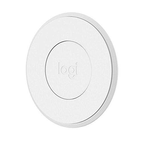 Logitech Circle 2 Support Magnétique Intérieur/Extérieur (Compatible avec les Caméras de Surveillance Circle 2 Filaire et WiFi)