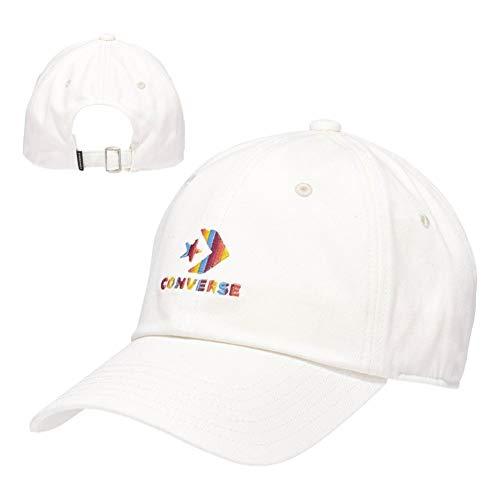 Converse Lock Up - Gorra de béisbol, color blanco