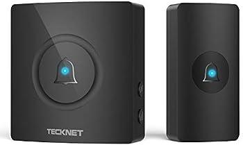 TeckNet Waterproof Door Bell Chime Kit