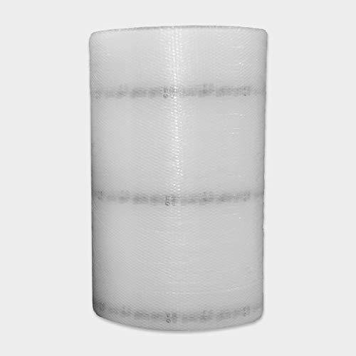ImballaggiPer® Pluriball Economico accoppiato con HD, Bobina di Pluriball per Imballaggi di Oggetti da Spedire, Resistente a Urti e Graffi, Dimensioni H 100 cm L 100