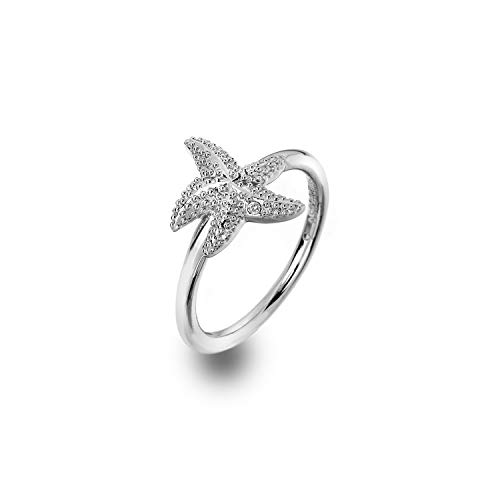 Hot Diamonds Mujer plata de ley Diamond