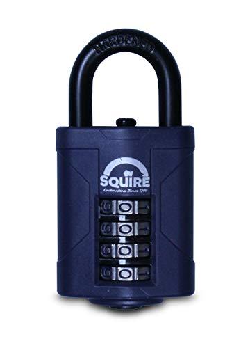 Squire CP40 Sicherheitsvorhangschloß, Multi, 4-Wheel 40mm