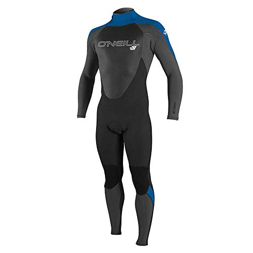 O';Neill heren Epic 5/4mm wetsuit met Back Zip zwart Graphite oceaan