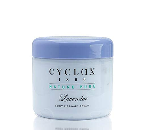 THREE PACKS Cyclax Lavender Body Massage Cream 300ml