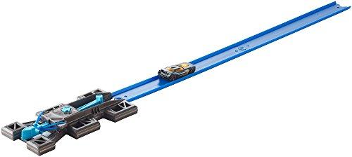Hot Wheels FTF69 Track Builder System Starterset, Trackset Zubehör mit Starter, inkl. 1 Spielzeugauto, ab 6 Jahren