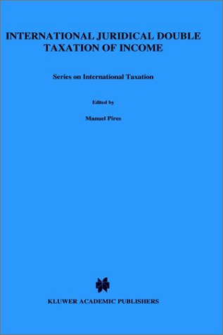 International Juridical Double Taxation of Income