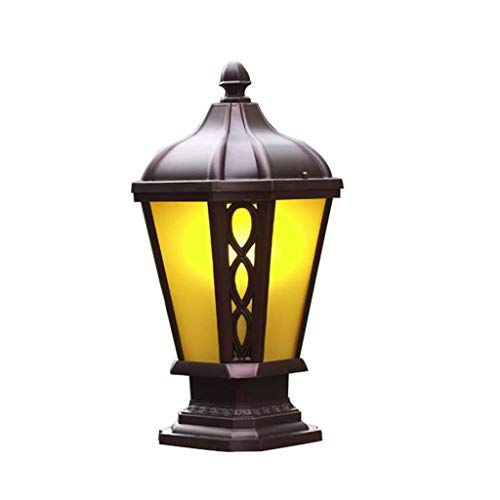 no-logo Garden Lights Outdoor Waterproof Pillar Lights Wall Lights Landscape Lights Wall Lights Garden Villa Wall Lights Post Lights