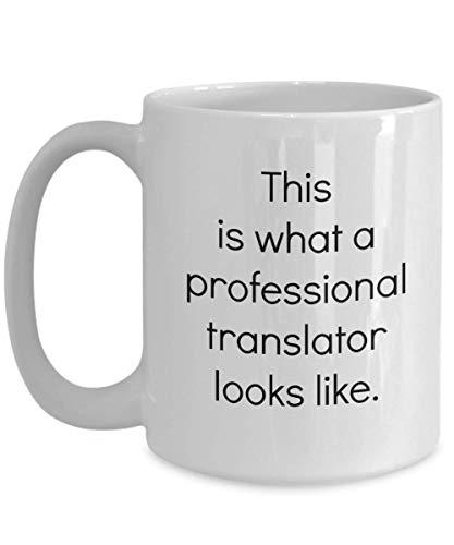 N\A Traductor de Tazas de café: Esto es lo Que es un traductor Profesional