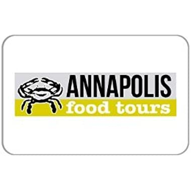 Annapolis Food Tours Gift Card ($100)