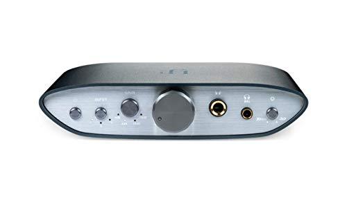Amplificador y preamplificador de Auriculares de Escritorio balanceados iFi Zen Can con Salidas de 4.4 mm - La edición de Lanzamiento Incluye Fuente de alimentación iPower 5V (con iPower 5v)