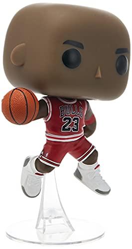 Funko- Pop Vinyl: NBA: Bulls: Michael Jordan Figura Coleccionable