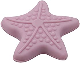 Handle Button - 1pc Starfish Wall Protect Rubber Door Handle Button Luminous Stop Sticker Crash Pad Self Adhesive - Dream Name Vehicles Ocean Kitchen Under Kids Office Unicorn Flowers Universe