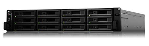 Preisvergleich Produktbild Synology NAS Rackstation 12-Bay; 16GB DDR4