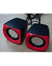 Mini Speaker This text is machine translated.Space-saving, with an attractive design and great Sound.You increase the sound of your laptop with the Dtech Mini Speaker