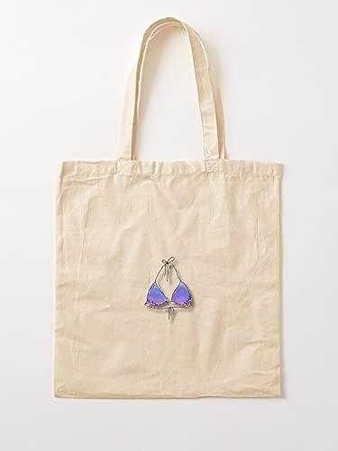 Vsco Sun Sand Beach Pinterest - Bolsa de compra con asas, algodón duradero