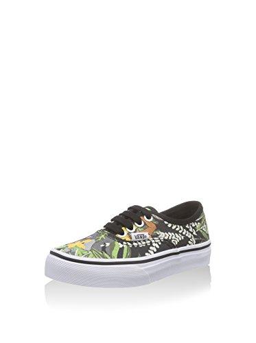 Vans Kids Disney Black Skate Shoe - 2 M US Little Kid